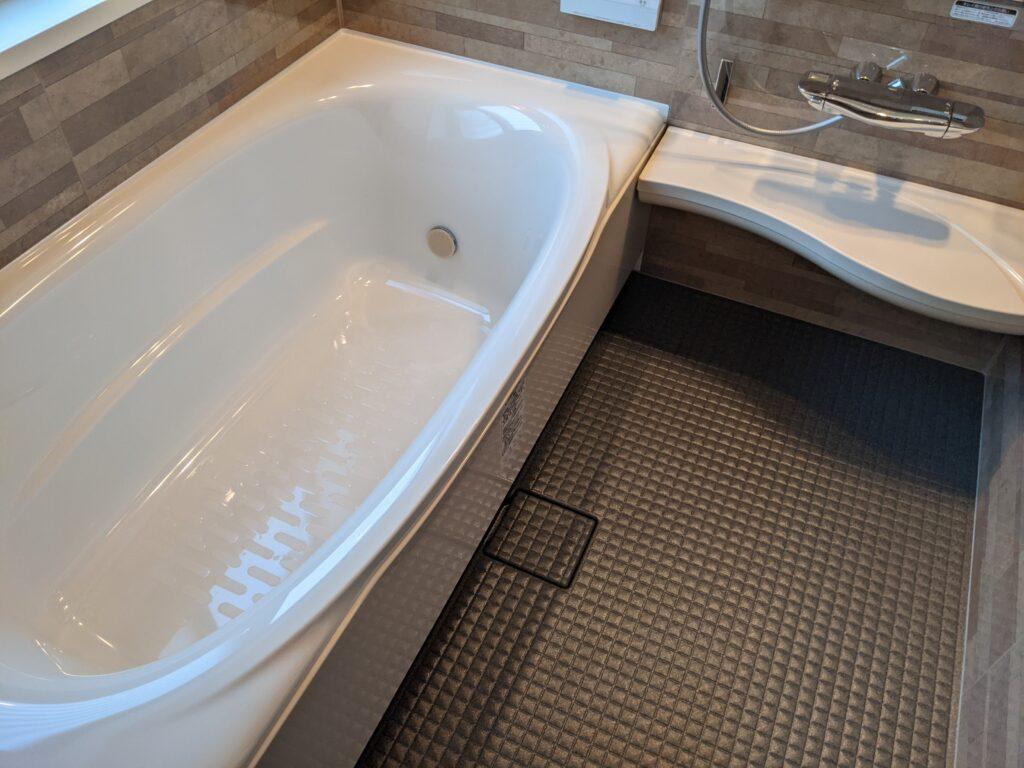 アライズ1616サイズ/ 水面浴槽 /セブストーン柄